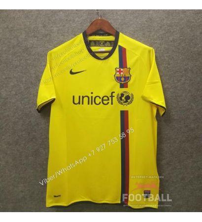 Футболка Барселона ретро 08/09