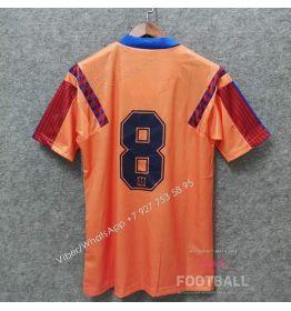 Футболка Барселона ретро 91/92