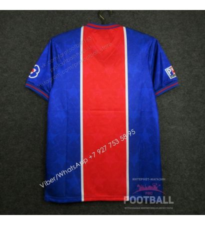 Футболка ПСЖ домашняя ретро 95/96