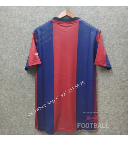 Футболка Барселона ретро 98/99