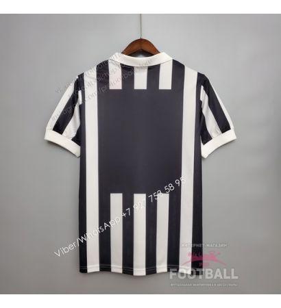 Футболка Ювентус домашняя ретро 84/85