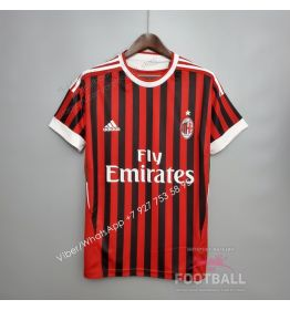 Футболка Милан домашняя ретро 02/03