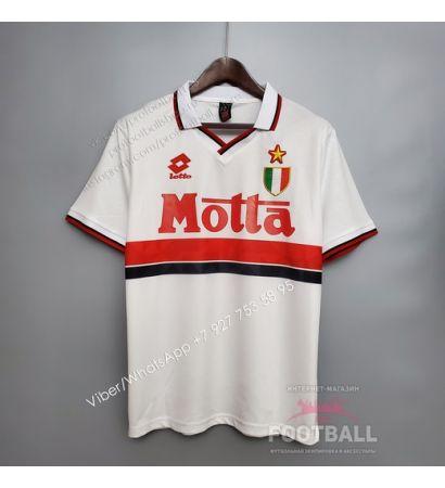 Футболка Милан гостевая ретро 93/94