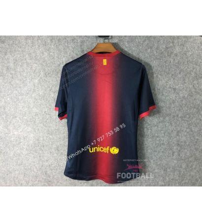 Футболка Барселона ретро 11/12 (игровая версия)