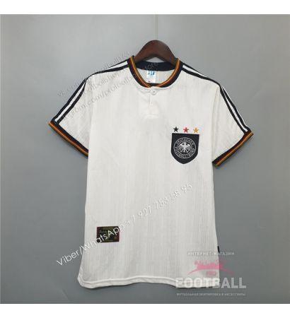 Футболка сборной Германии домашняя ретро 1992
