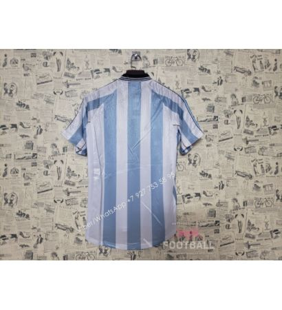 Футболка сборной Аргентины ретро 1978