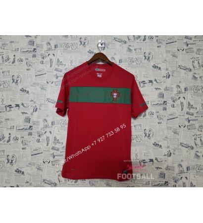 Футболка сборной Португалии ретро 2010