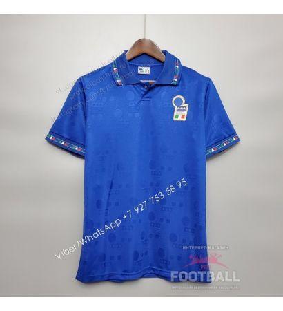 Футболка сборной Италии домашняя ретро 1994