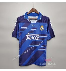 Футболка Реал Мадрид гостевая ретро 94/96