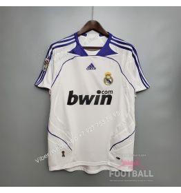 Футболка Реал Мадрид домашняя ретро 07/08