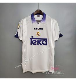 Футболка Реал Мадрид домашняя ретро 97/98