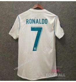 Футболка Реал Мадрид ретро 17/18