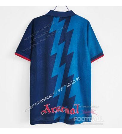 Футболка Арсенал гостевая ретро 1995/96