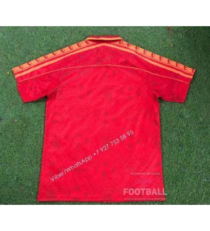 Футболка Рома домашняя ретро 95/96