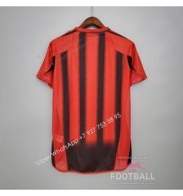 Футболка Милан домашняя ретро 04/05