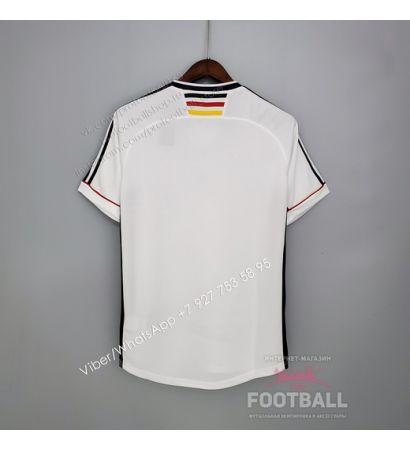 Футболка сборной Германии домашняя ретро 1998