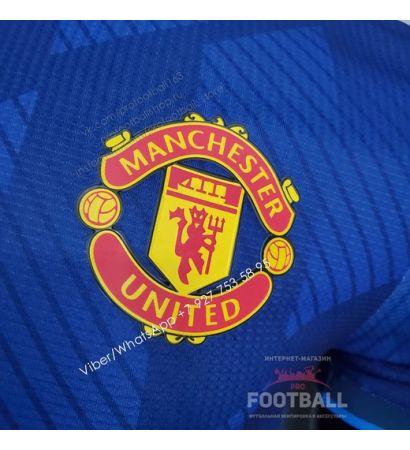 Футболка Манчестер Юнайтед резервная 21/22 (игровая версия 1)