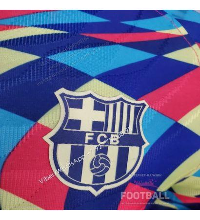 Футболка Барселона 21/22 (игровая версия 2)