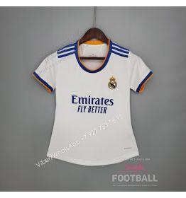 Женская футболка Реал Мадрид домашняя 21/22