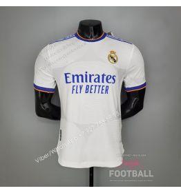 Футболка Реал Мадрид домашняя 21/22 (игровая версия)