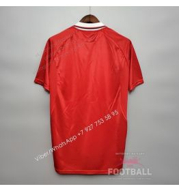 Футболка Манчестер Юнайтед домашняя ретро 99/00