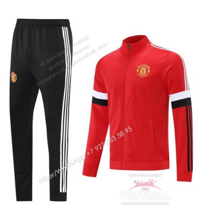 Спортивный костюм Манчестер Юнайтед 21/22 (вариант 3)