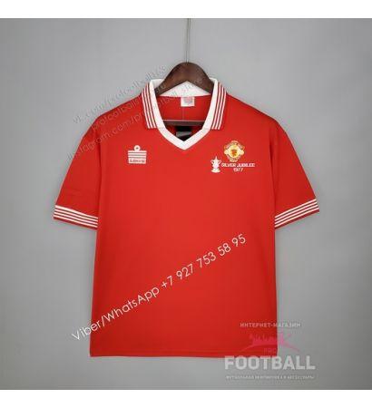Футболка Манчестер Юнайтед домашняя ретро 1997