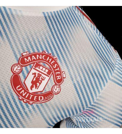 Футболка Манчестер Юнайтед гостевая 21/22 (игровая версия)