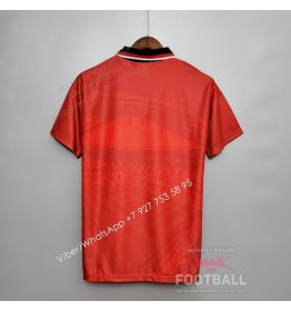 Футболка Манчестер Юнайтед домашняя ретро 94/96