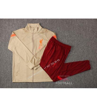 Спортивный костюм Ливерпуль 21/22 (вариант 7)