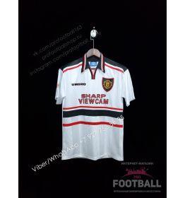 Футболка Манчестер Юнайтед ретро 97/98