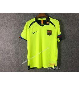 Футболка Барселона гостевая ретро 05/06