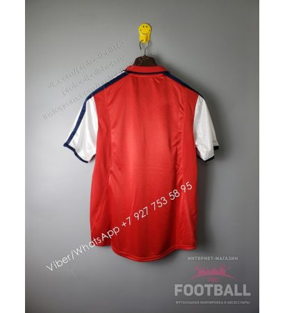 Футболка Арсенал ретро 1998