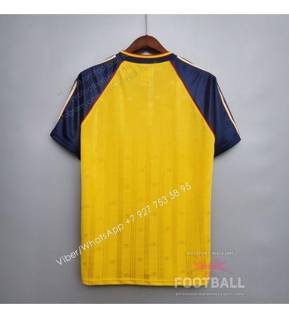 Футболка Арсенал гостевая ретро 88/89